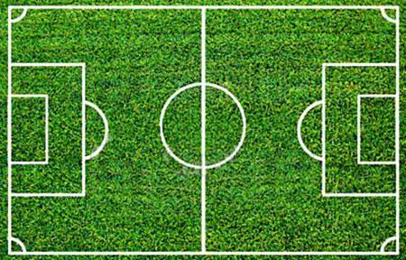Canchas de futbol desde arriba - Imagui